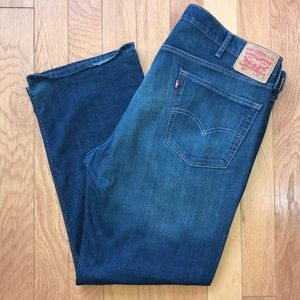 Levi's 559 Relaxed Straight Fit Jeans 40 x 30